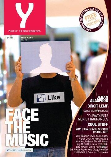 Y - Issue 159 - March 01, 2011 - Y-Oman