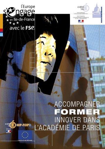 Télécharger - FSE Académie de Paris