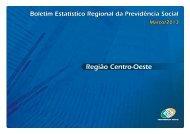 Março 2013 - Ministério da Previdência Social