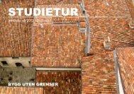 STUDIETUR - Bygg uten grenser