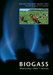Biogass-presentasjon Svein Lilleengen (3.5 MB) - Bygg uten grenser