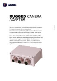 RUGGED CAMERA ADAPTER - Saab