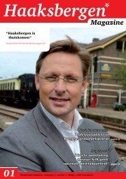 Haaksbergen Magazine juli 2010 - Gemeente Haaksbergen