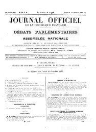 JOURNAL - Débats parlementaires de la 4e République