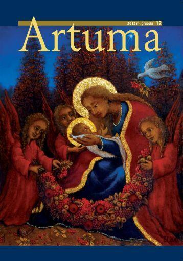 2012 m. gruodis - Artuma