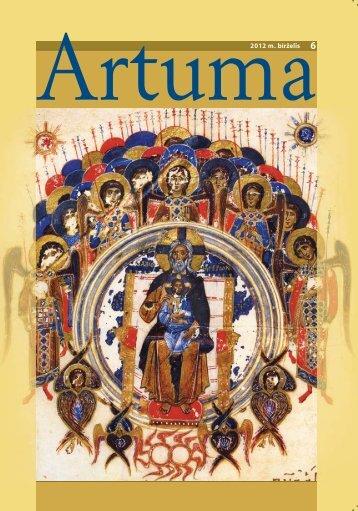 2012 m. birželis - Artuma