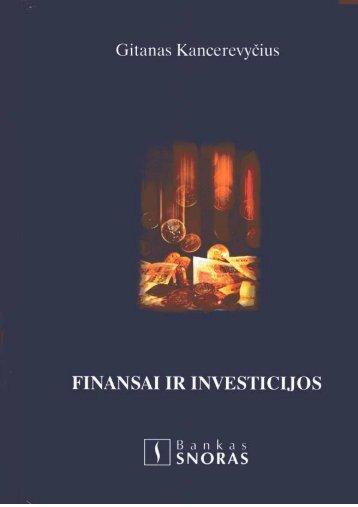 finansai ir invest.pdf - Tax.lt