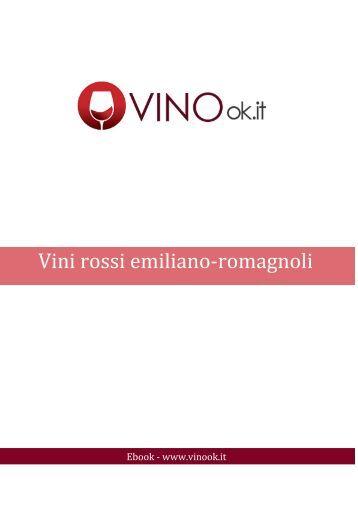 scarica subito il nostro ebook : Vini rossi emiliano-romagnoli - Vino