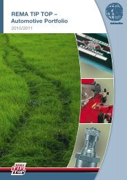 A Repair material for tyres and tubes - Meyer-Kirschner GmbH