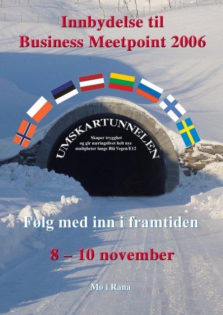 broschyr norsk A4 - Rana Utviklingsselskap AS