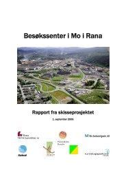 INNHOLDSFORTEGNELSE - Rana Utviklingsselskap AS