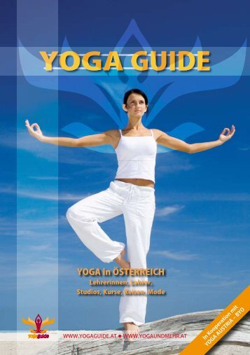 Meditations- Und Yogabedarf - Yoga Guide