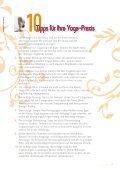 Meditations- Und Yogabedarf - Yoga Guide - Seite 7