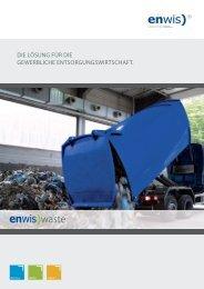 Factsheet enwis) waste - Über enwis