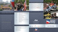 Download the 2013 Corporate Member Brochure - 500 Festival