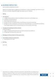IMTECH JV07 agenda NED.indd