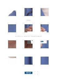 Brochure Access & Identity Management - Imtech