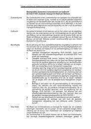 Overeenkomst van Opdracht Felix Colsman - Imtech