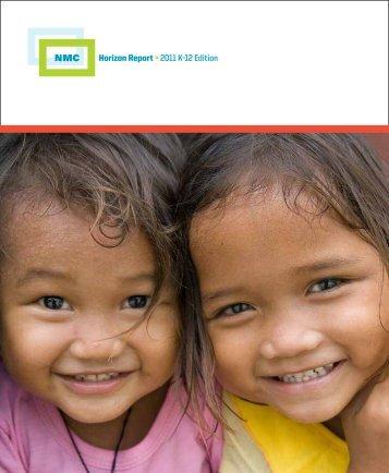 Horizon Report > 2011 K–12 Edition NMC - cecs5580