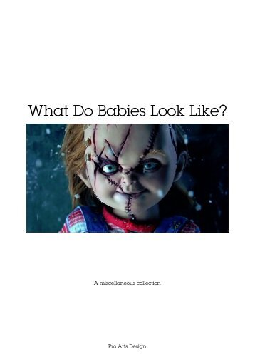 What do Babies look like?