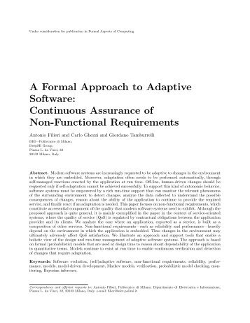 Rethinking The Notion Of NonFunctional Requirements