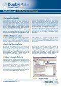 Funktionsübersicht - Delta Technology - Seite 5