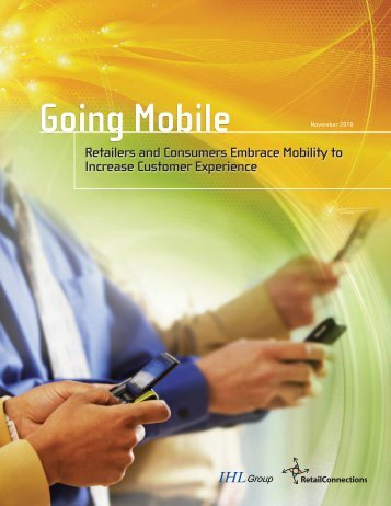 Going Mobile - IHL Group