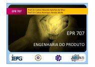 Processo de Desenvolvimento de Produto - Carlosmello.unifei.edu.br
