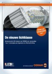 Osram LED-verlichting - Lucky Light