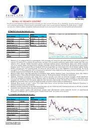 banka ve s gorta sektörü - Ekinciler Yatırım Menkul Değerler A.ş