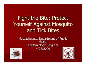 Fight the Bite: Protect Yourself Against Mosquito and Tick Bites