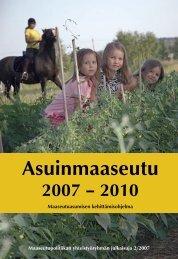 Asuinmaaseutu 2007 - Maallemuutto.info
