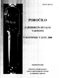 LETU 2000 - Uprava Republike Slovenije za jedrsko varnost