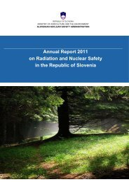 The Annual Report 2011 on Radiation and Nuclear Safety in the ...