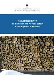 Annual Report 2010 on Radiation and Nuclear Safety in the ...