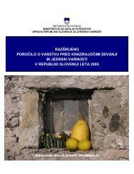 razširjeno - Uprava Republike Slovenije za varstvo pred sevanji