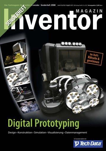 Digital Prototyping - Dr. Philipp Grieb IT-Redaktion