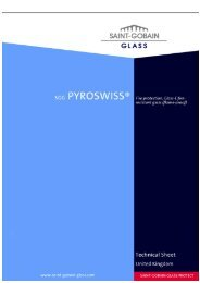 SGG PYROSWISS - Saint-Gobain Glass Nordic