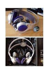 RP-FDA100 Stereo headphones