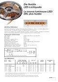 LED-Lampen - NOSERLIGHT AG, Ottenbacherstrasse 25, CH-8909 ... - Page 3