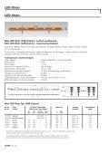 LED-Lampen - NOSERLIGHT AG, Ottenbacherstrasse 25, CH-8909 ... - Page 6