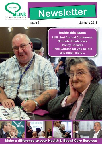 Leicestershire LINk Newsletter (Issue 9)