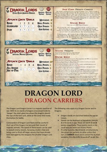 DRAGON LORD - Rebel Publishing Ltd