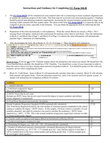 CC Form 156-18A-R