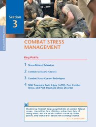 Combat Stress Management.pdf - UNC Charlotte Army ROTC