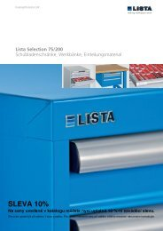 Lista Selection 75/200 - Haberkorn Ulmer