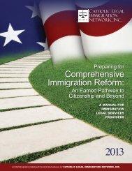 Preparing for Comprehensive Immigration Reform - Catholic Legal ...