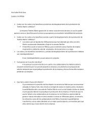 Ana Isabel Avila Sosa Cedula: E-8-97956 Cuáles son los costos y ...
