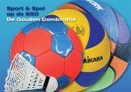 Sport & Spel op de BSO De Gouden Combinatie - Badminton ...