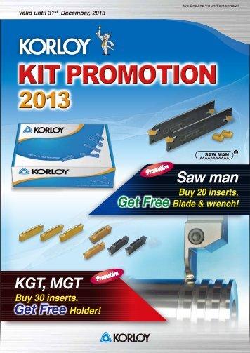 Promotion - korloy